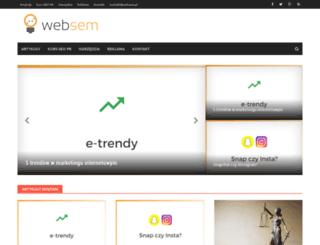 webseo.pl screenshot