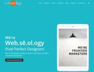 webseology.com screenshot