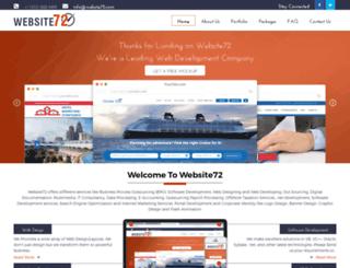 website72.com screenshot