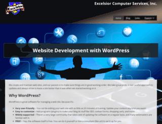 websitecleanup.com screenshot