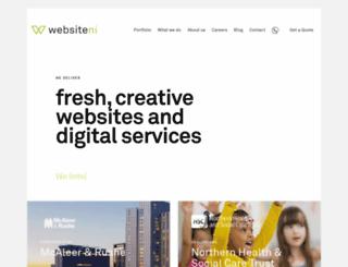 websiteni.com screenshot