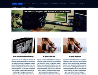 websitesshop.nl screenshot