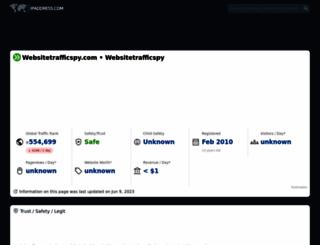 websitetrafficspy.com.wenotify.net screenshot