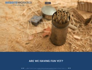 websiteworkbox.com screenshot