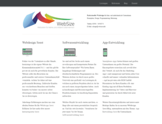 websize.info screenshot
