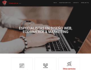 websline.es screenshot
