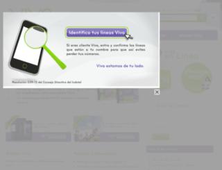 websms.viva.com.do screenshot