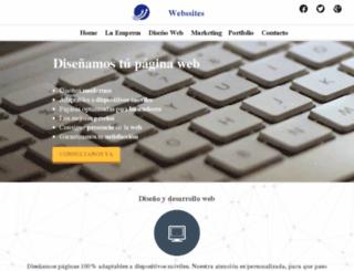 webssites.com.ar screenshot