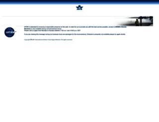 webstar.iatan.org screenshot