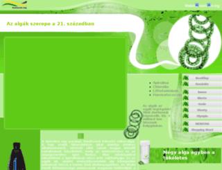 webstar.komarom.org screenshot