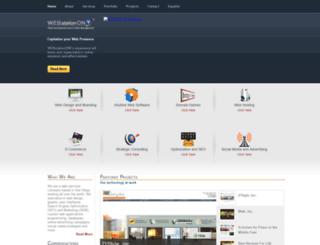 webstationone.com screenshot