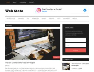 webstato.com screenshot