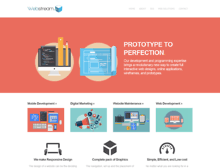 webstream.in screenshot