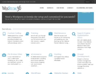webstudio36.com screenshot