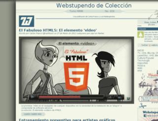 webstupendo.com screenshot