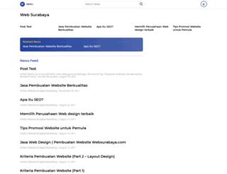 websurabaya.com screenshot