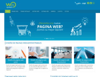 websystemperu.com screenshot