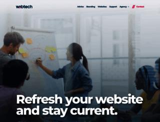 webtechdesign.co screenshot