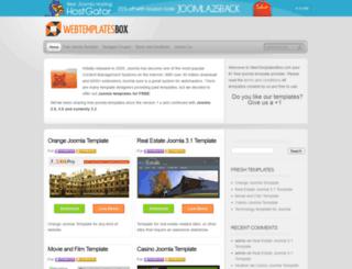 webtemplatesbox.com screenshot