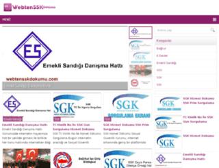 webtensskdokumu.com screenshot