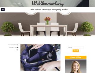 webthesmartway.com screenshot