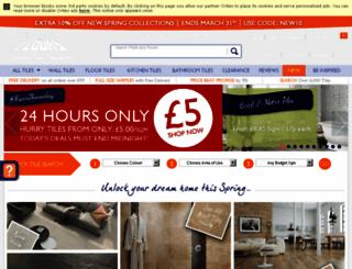 webtiles.co.uk screenshot