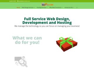 webtransitions.com screenshot