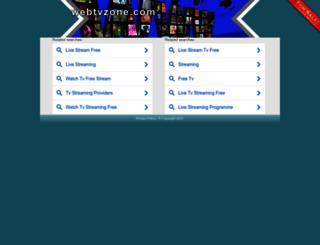 webtvzone.com screenshot