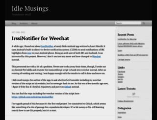 webvict.im screenshot