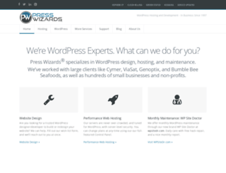 webwizards.net screenshot