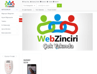 webzinciri.com screenshot