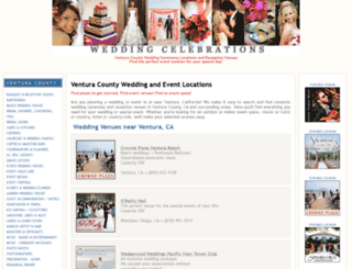weddingcelebrations.com screenshot