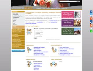 weddingchaos.co.uk screenshot