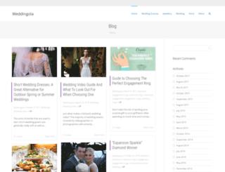 weddingola.com screenshot