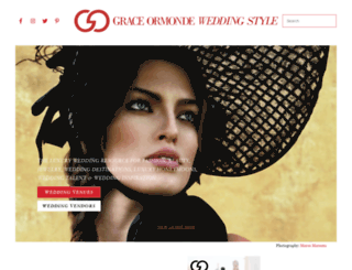 weddingstylemagazine.com screenshot