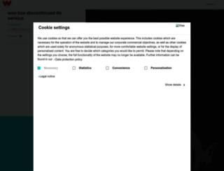 wee.com screenshot