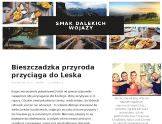 weekendzesmakiem.pl screenshot