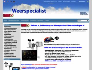 weerstationkopen.nl screenshot