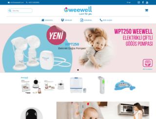 weewell.com screenshot