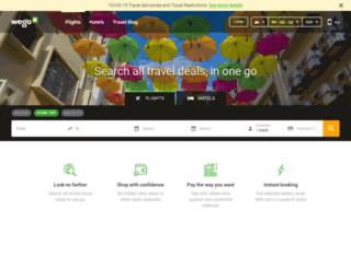wego.com.sg screenshot