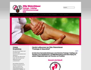 weiershaeuser.info screenshot