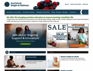 weightandwellness.com screenshot