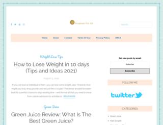 weightlossprogramforall.com screenshot