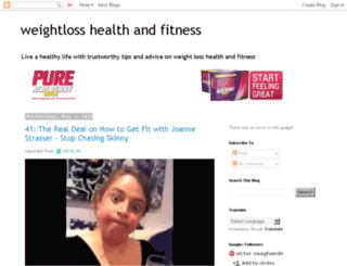 weightlossurl.blogspot.com screenshot