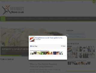 weightmove.co.uk screenshot