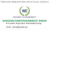weindia.com screenshot