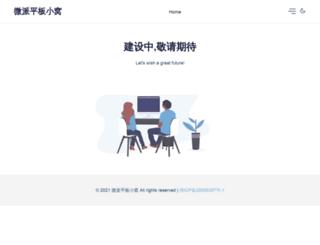 weipaifan.com screenshot