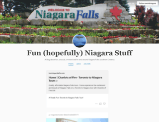 weirdniagara.tumblr.com screenshot
