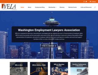 welaweb.org screenshot