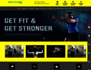 welcareindia.co.in screenshot